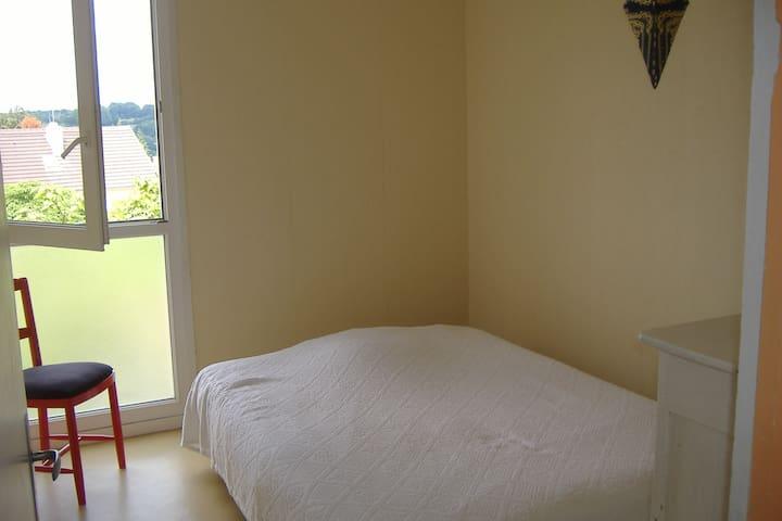 Chambre chez l'habitant - Agneaux - Apartemen