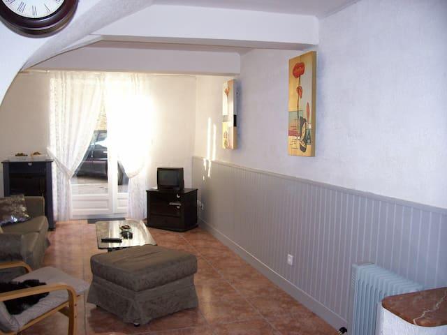 Maison de village tous confort - Rieux-Minervois - Huis