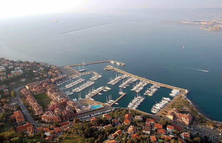 Golfo di Trieste - Muggia 2.06 - Muggia - Apartamento