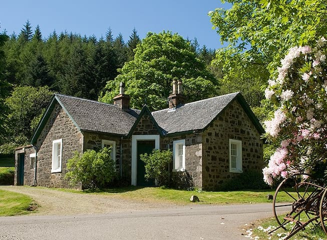 The Lodge - Tobermory - Hus