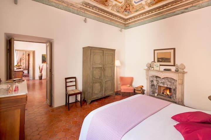 La Casa del Cavaliere, del 1700 - Borgomaro - Квартира