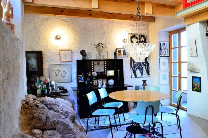 Holidays at a modern & idyllic spot - Kallmünz - Huis