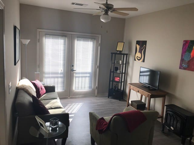 Luxury Apartment. Great for vacation & business. - College Park - Daire