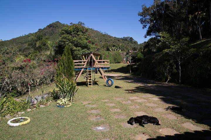 Casa para férias e temporada, Bocaina de Minas - Bocaina de Minas - Villa