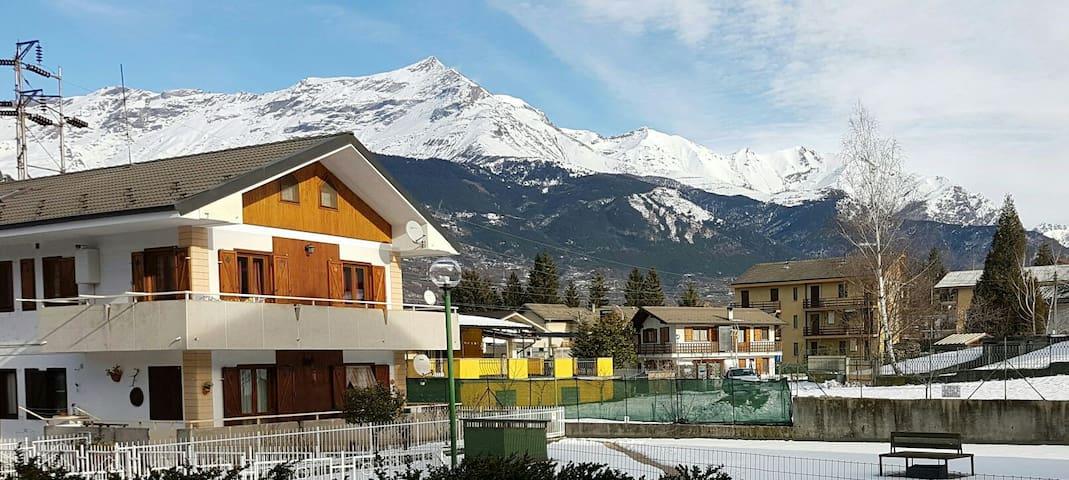 Charming Mountain Flat - Gravere - Appartement