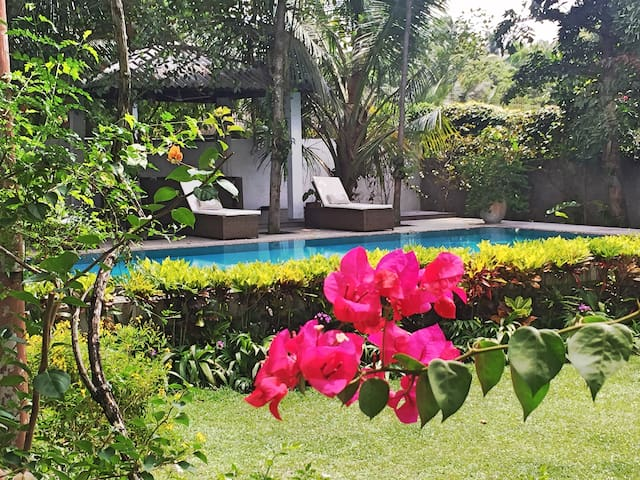 Relaxing Tropical Oasis - Colombo - Villa