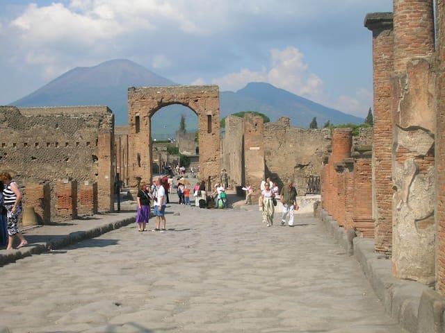 NEST POMPEII the basis for the Amalfi and Sorrento - Pompei - House