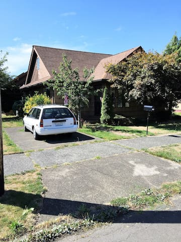 Leah's in Hoquiam - for Lady's Only - Hoquiam - Rumah