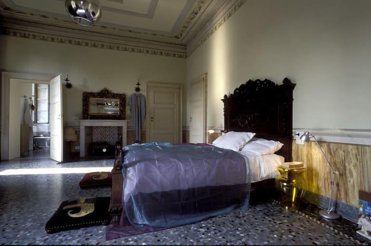 VILLA GIULIA 1926, enchanting b&b on Lake Maggiore - Premeno - Bed & Breakfast