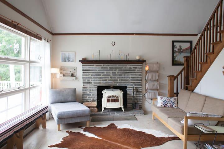Scandinavian haven in the Catskills - Andes - Huis