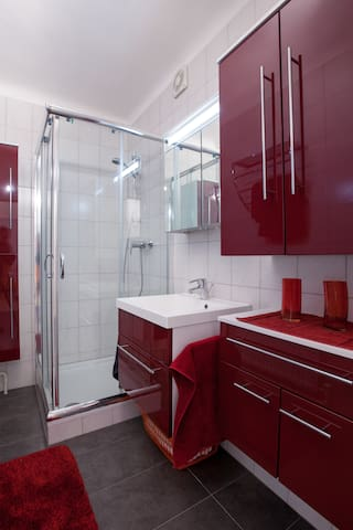 Ruhige Wohnung am Helenental - Baden - Apartamento