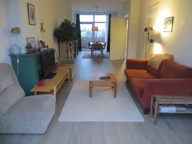 Spacious apartment near centre of The Hague - Voorburg - Departamento