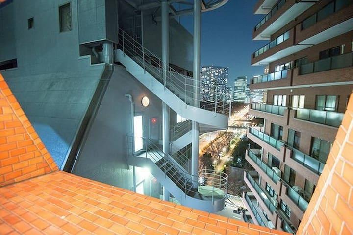 TOKYO central Shinjuku Nice View Room (yt1) - Shinjuku-ku - アパート