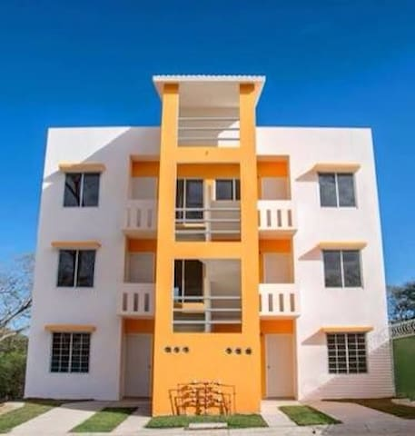 Departamento a 20 min playa - La Desembocada - Appartement