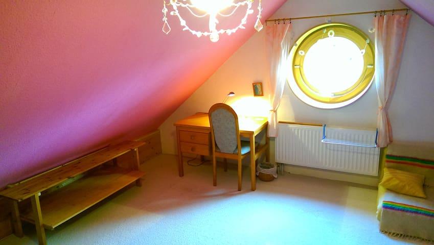 *Gemütliches Dachzimmer in Uninähe* - Lüneburg - Ev