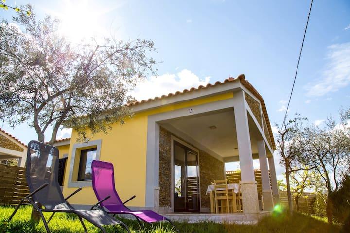 Casas do Paço - Casa Amarela - Arco de Baúlhe  - House