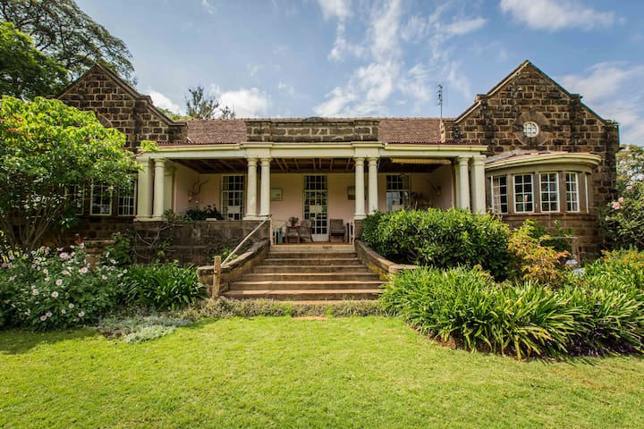 """The Constant Gardener"" home sngle - Nairobi - Inap sarapan"