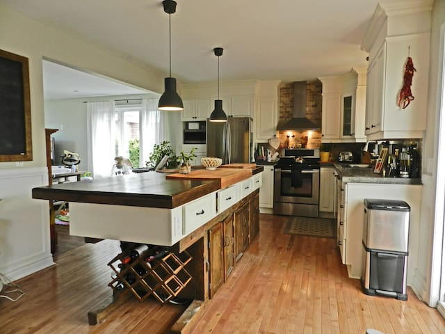 Magnifique cottage à Chambly - Chambly - Hus