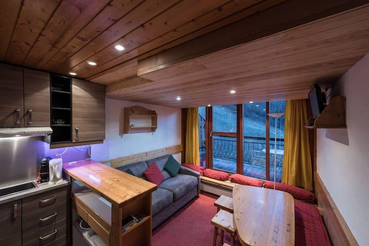 Appartement duplex Arcs 1800 - Les Arcs 1800 - Bourg Saint Maurice - 公寓