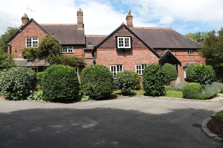 Luxury Cheshire Country House - Cheshire East