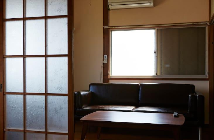 Japanese old folk house - Yokosuka-shi - Квартира