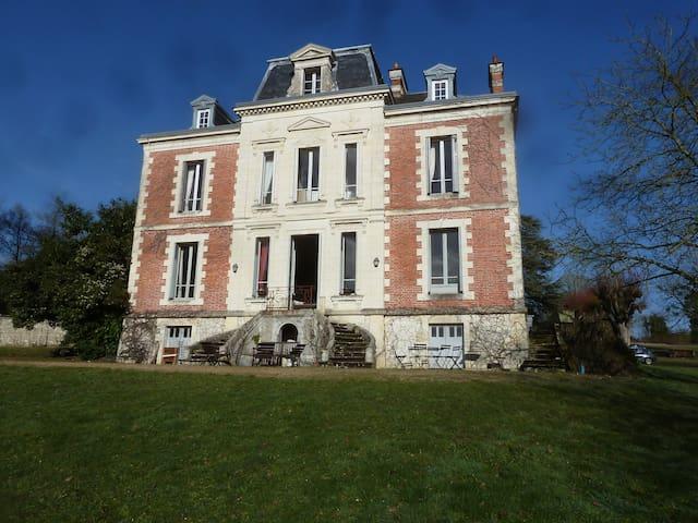 Belle demeure du Val de Loir - Chenu - Ev