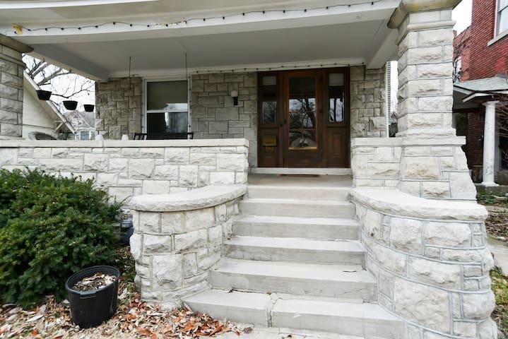 Privacy, location: Q39, KU Med, Nelson + more! - Kansas City - Huis