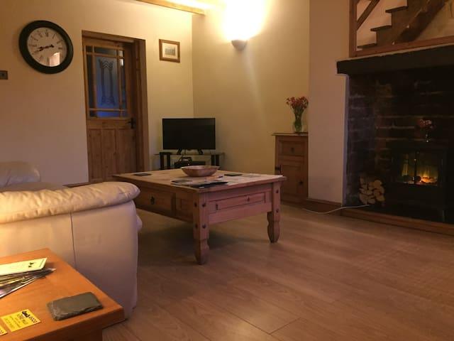 Snowdonia Terrace Cottage - Caeathro - Ev