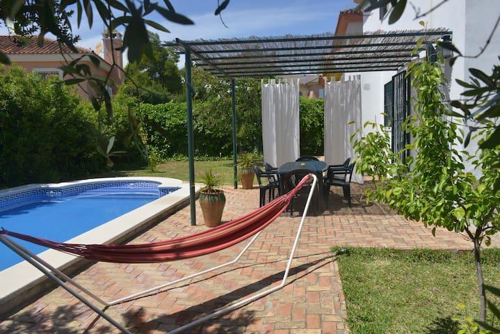 Andalucian house-15min from Seville - Gelves - 牧人小屋