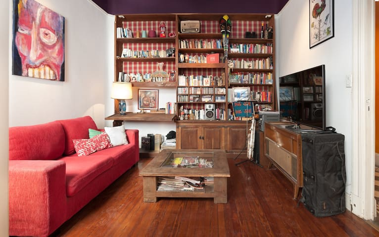 Bright room in beautiful house - Buenos Aires - Appartement