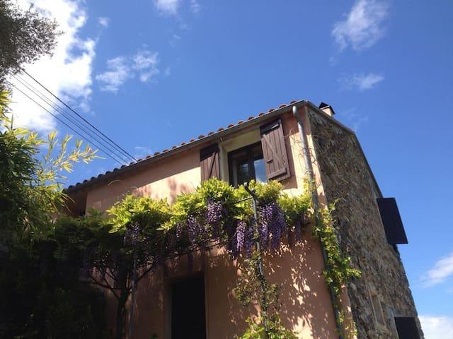 maison de charme centre corse - Poggio-di-Venaco - Ev
