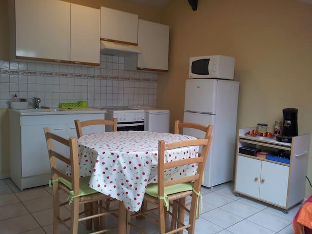 Appartement 30m² - 10min de la gare - Périgueux - Departamento