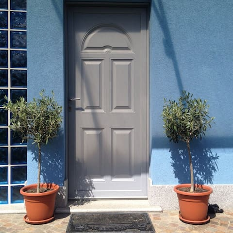 LA BLEU VILLE - Cittiglio - Huis