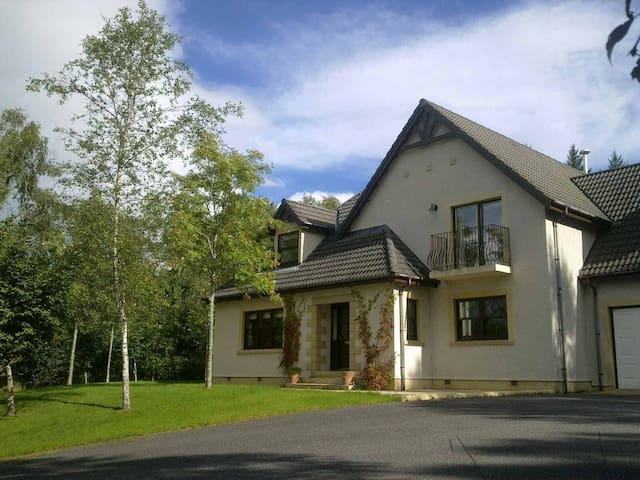 En-suite rooms close to Glen Affric - Corrimony - Bed & Breakfast