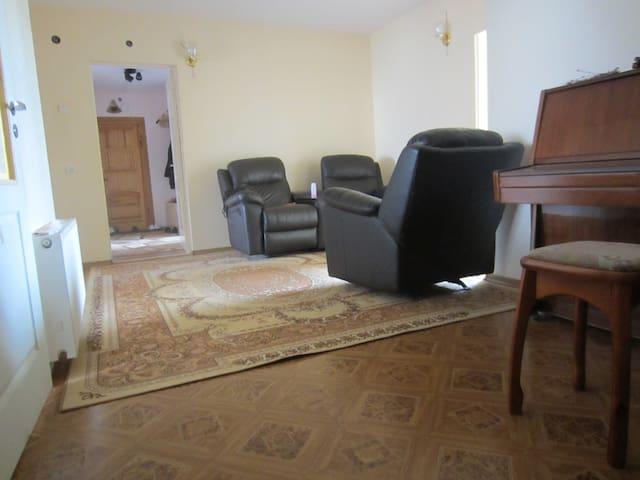 Capacious apartment for big groups - Vangaži