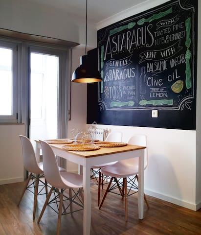 Central and cozy flat :o) - Lugo - Apartemen