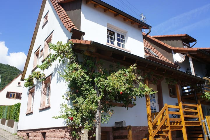 Ferienhaus Waldelfe - Wernersberg