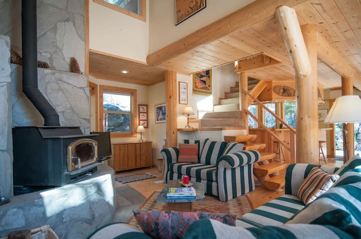Squaw cabin close to village/lifts -  Olympic Valley - Chatka