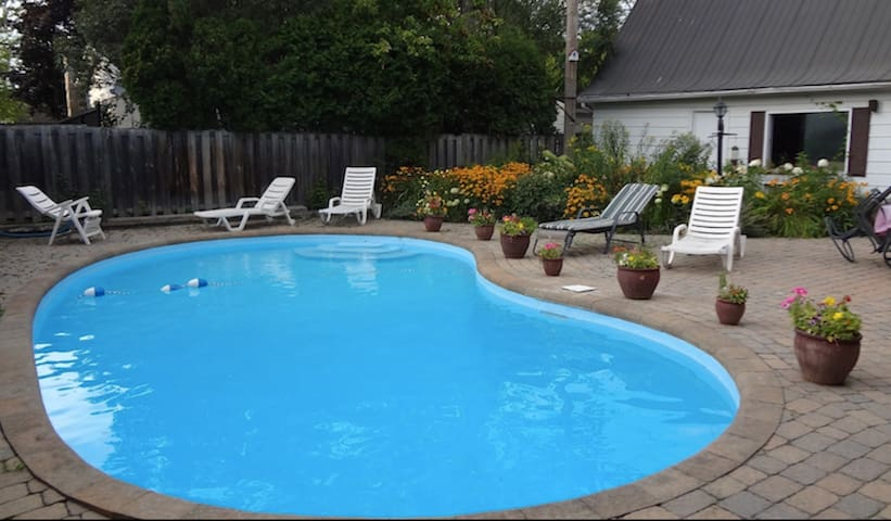 Apartment fully equipped near Montreal! - Laval
