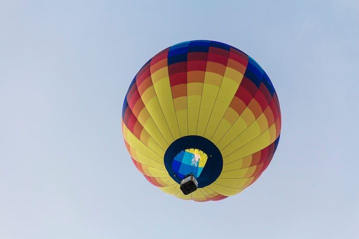 Balloon Fiesta Casita! - Albuquerque - Maison