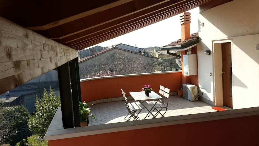 Flat with two rooms - Caselle - Apartamento