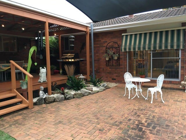 """Willo's  Studio"" on Ferntree, Bomaderry - Bomaderry - Huoneisto"
