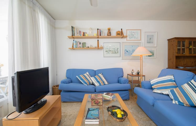 Ideal for families, next to the beach, wifi - Cambrils - Daire