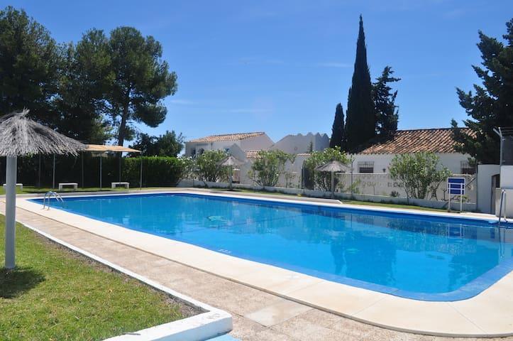 Playa, Campo, Tranquilidad, Precio, Piscina - Vélez-Málaga - Apto. en complejo residencial