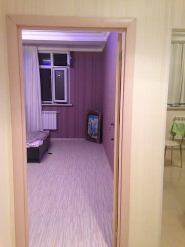 Nice apartment in Baku - Bakı - Daire