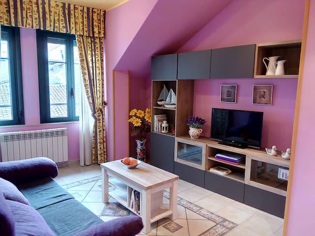 Vivienda de Uso Turistico El Manin (VUT-103-AS) - Villaviciosa - Appartement