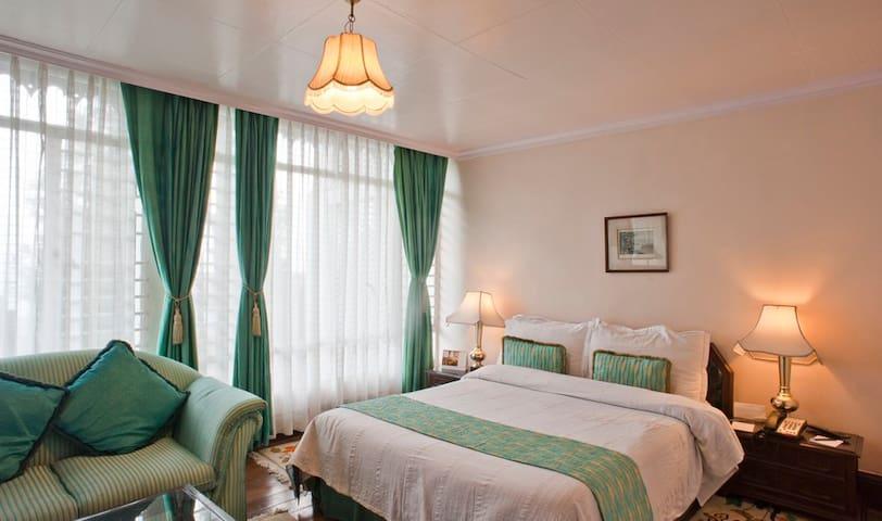 The Tashighang Resort- Suite Cottage - Yangtey - Chalet