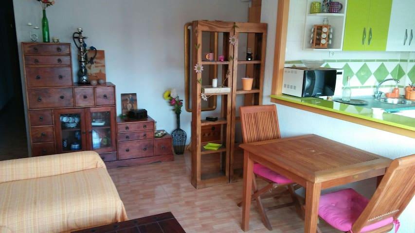 Acogedor y bonito piso de dos dormitorios - Benetússer