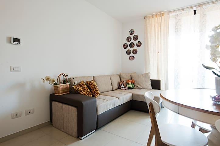 appartamento in brianza per 4 - Agrate Brianza - Lägenhet