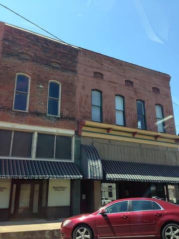 Historic Downtown Helena-Cherry Street - Helena-West Helena